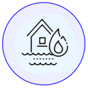 fire-and-flood-icon