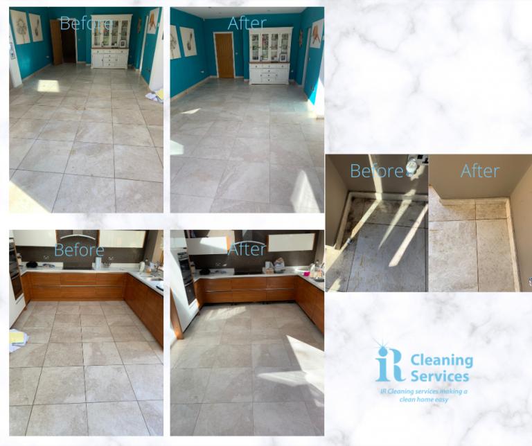 hard floor clean
